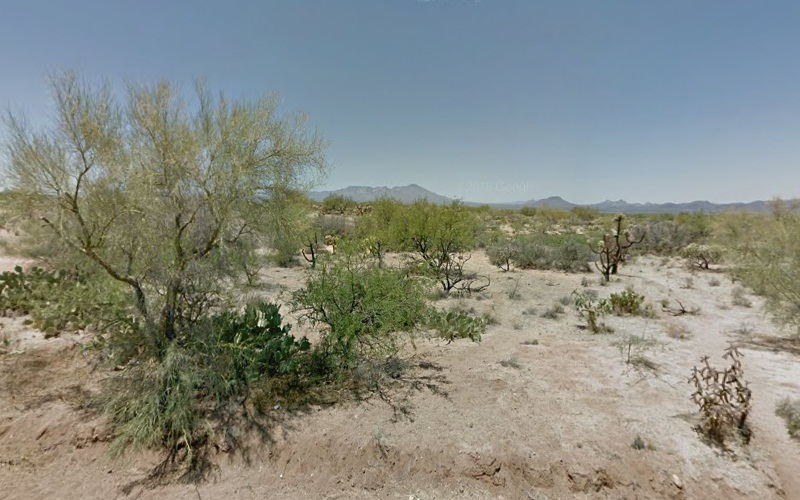 Tuscon Arizona- 2.19 acres. Double sized Lot!