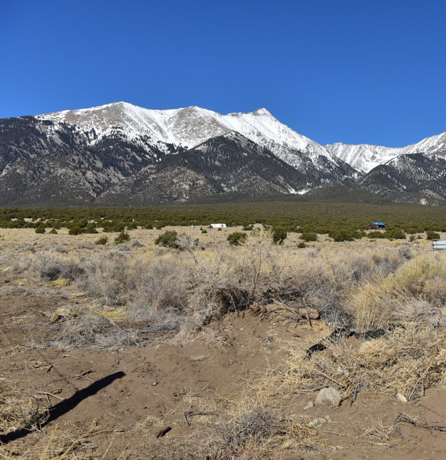 5 Acres of Colorado Land With Stunning Views of Mount Blanca!